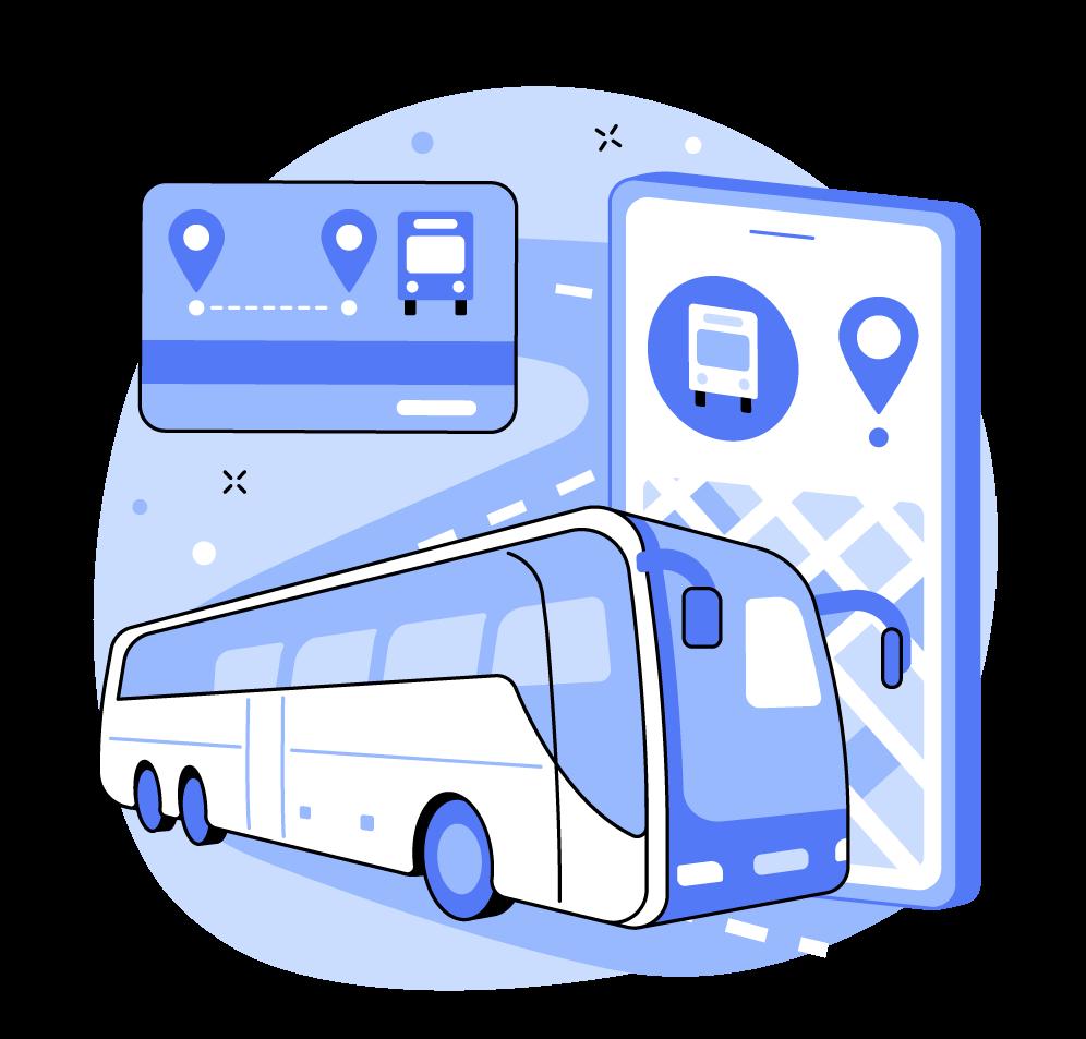 CNP Pistoia sistema Bus Tracking